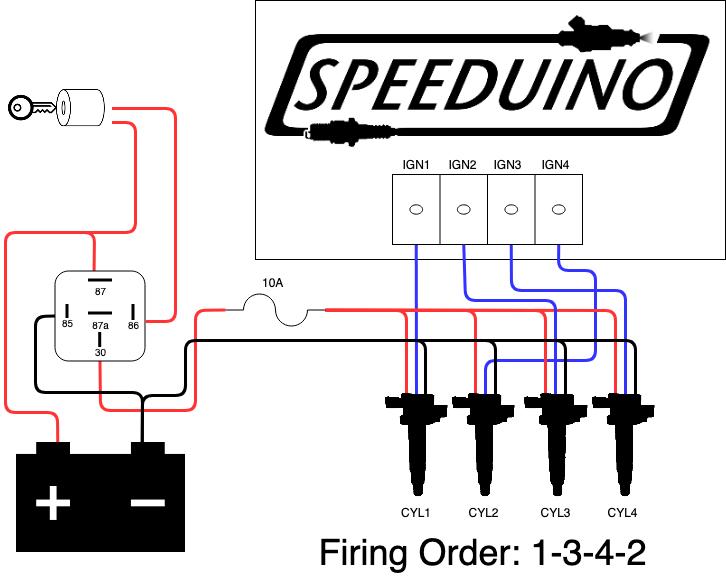 Ignition Wiring | Speeduino ManualSpeeduino Wiki