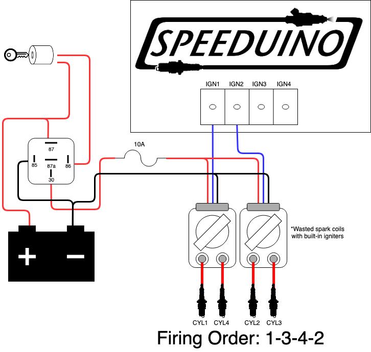 bosch 4 channel ignition module wiring diagram